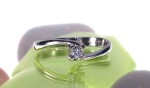Anello Solitario diamante 30   €  310,00