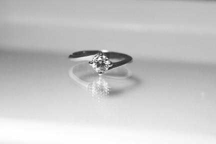 Anello Solitario diamante 22   € 2.600,00