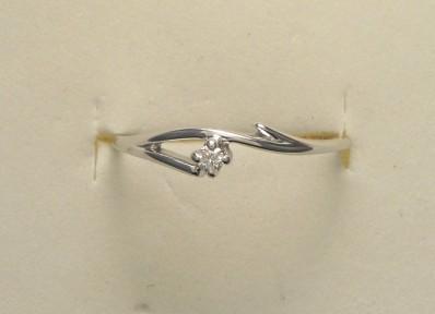 Anello Solitario diamante 11     €  228,00