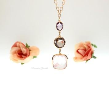 Collana Oro Rosa € 648,00