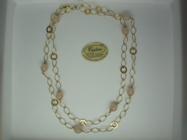 Collana Quarzi rosa €  1840,00