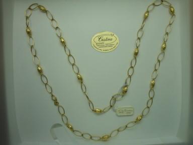 Collana solo oro €  920,00