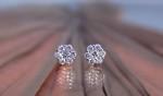 Orecchini Diamanti  €  763,00